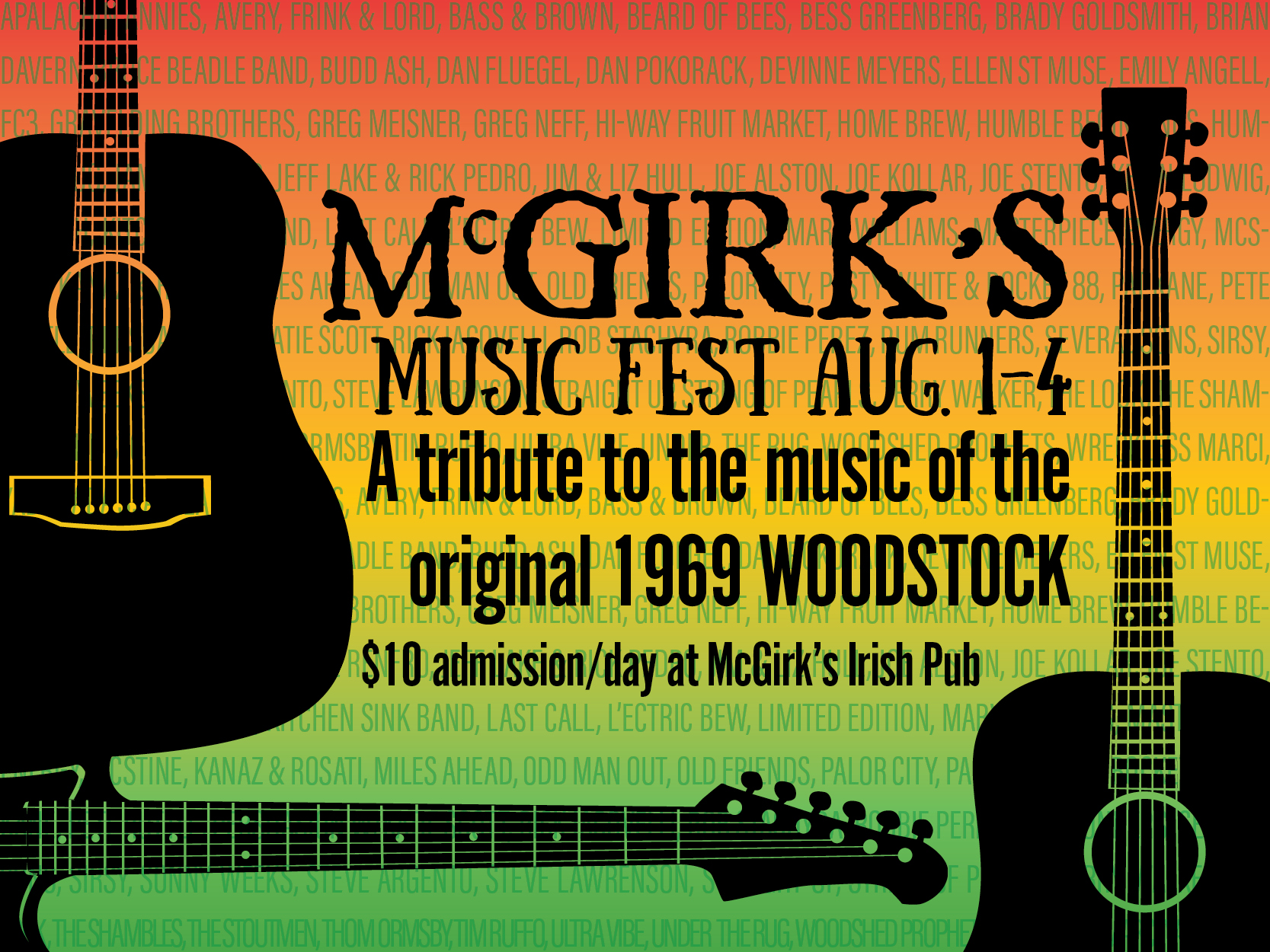 Special Events at McGirk's - McGirk's Irish Pub | Binghamton, NY